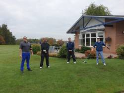 Stewart family golf day
