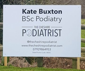 The Cheshire Podiatrist
