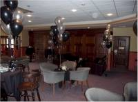 Private Party lay-out in Function Room